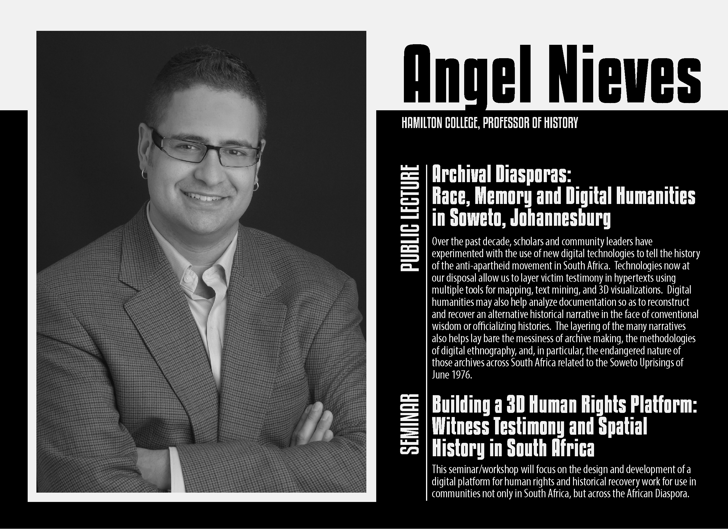 04.27.2016 Children of the Soil - Angel Nieves